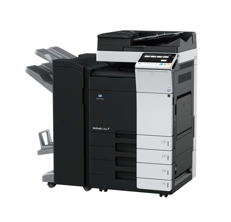 Konica Minolta bizhub c258 office printer